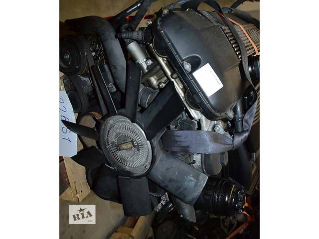 продам Б/у блок двигателя для легкового авто BMW 5 Series e60 2.2 бу в Ужгороде