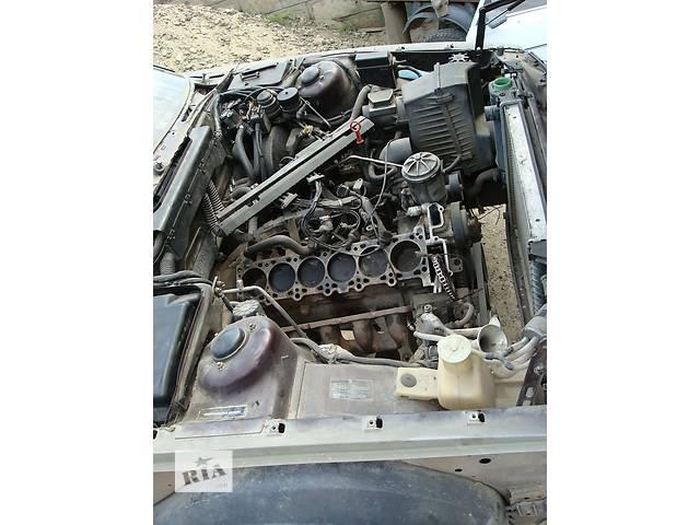 продам Б/у блок двигателя для легкового авто BMW 525 бу в Стрые
