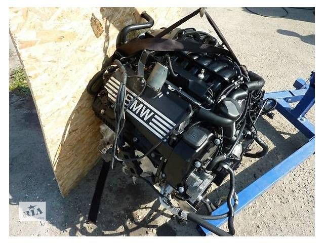 бу Б/у блок двигателя для легкового авто BMW X5 e53 4.8 в Ужгороде