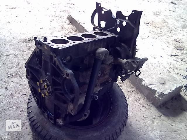 бу Б/у блок двигателя для легкового авто Daewoo Lanos 1,5 бенз 8 клап в Яворове