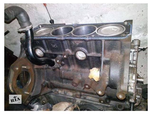 бу Б/у блок двигателя для легкового авто Daewoo Lanos 1.6 в Ужгороде