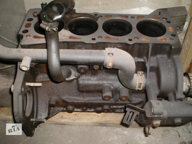 Б/у блок двигателя для легкового авто Daewoo Lanos- объявление о продаже  в Ивано-Франковске
