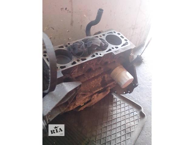 бу Б/у блок двигателя для легкового авто Daewoo Lanos в Черкассах