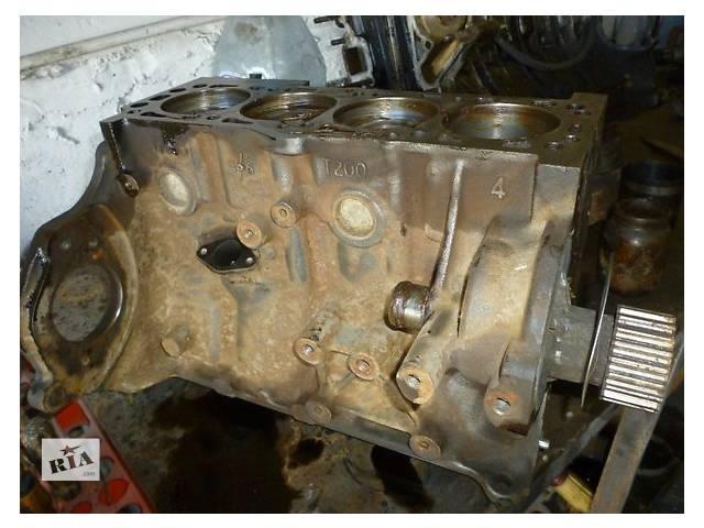 бу Б/у блок двигателя для легкового авто Daewoo Nubira 1.6 в Ужгороде