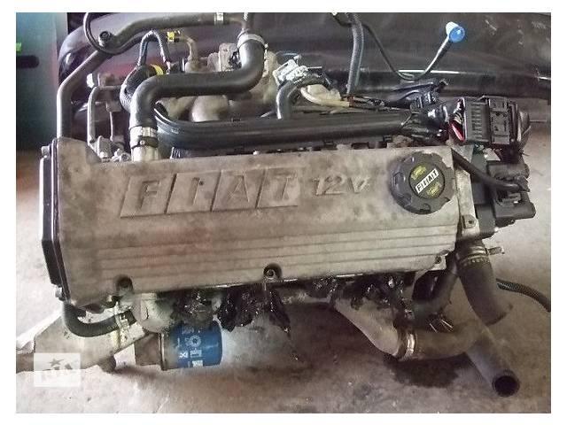 продам Б/у блок двигателя для легкового авто Fiat Brava 1.4 бу в Ужгороде