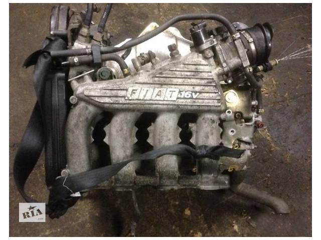 продам Б/у блок двигателя для легкового авто Fiat Brava 1.8 GT бу в Ужгороде