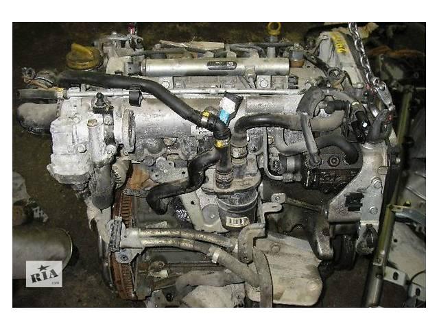 Б/у блок двигателя для легкового авто Fiat Croma 1.9 D- объявление о продаже  в Ужгороде