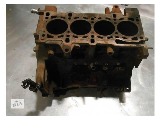 Б/у блок двигателя для легкового авто Fiat Croma 2.4 D- объявление о продаже  в Ужгороде