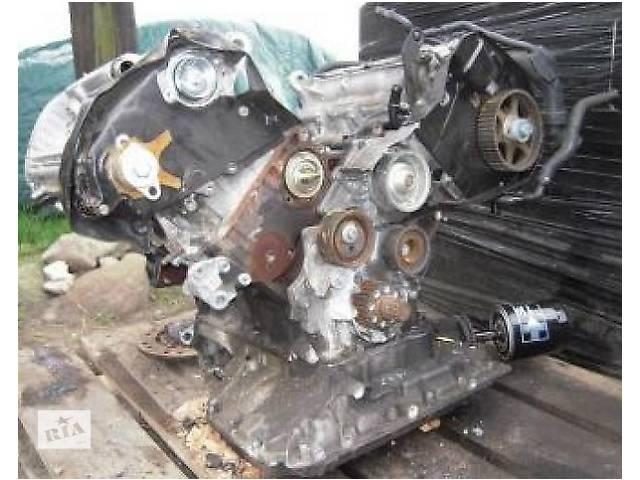 купить бу Б/у блок двигателя для легкового авто Fiat Croma 2.4 D в Ужгороде