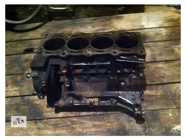 бу Б/у блок двигателя для легкового авто Fiat Doblo 1.4 в Ужгороде