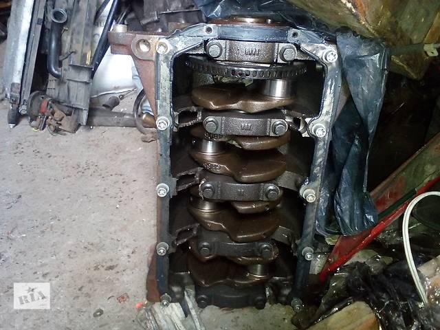 бу Б/у блок двигателя для легкового авто Fiat Doblo в Киеве