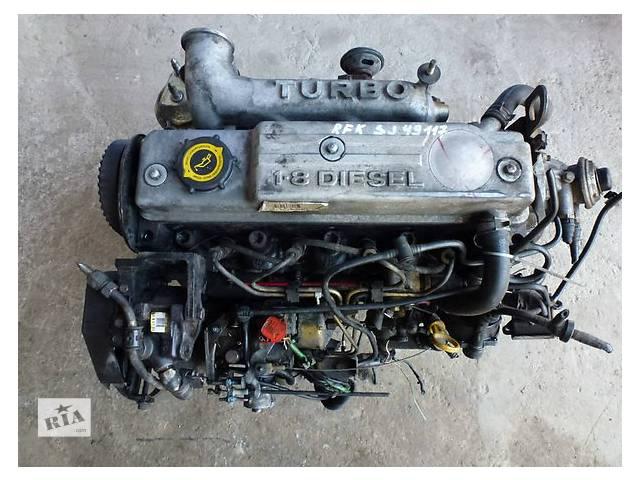 купить бу Б/у блок двигателя для легкового авто Fiat Ducato 1.8 в Ужгороде
