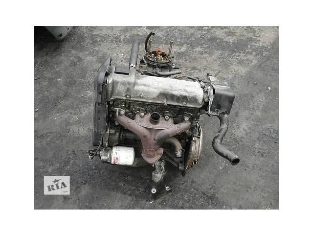 бу Б/у блок двигателя для легкового авто Fiat Ducato 1.9 D в Ужгороде