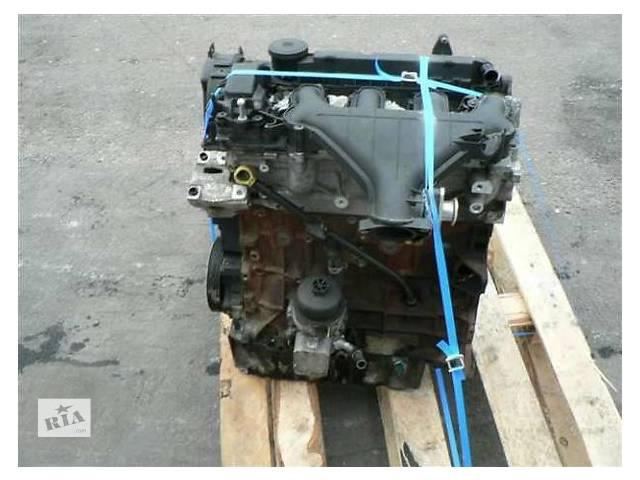 бу Б/у блок двигателя для легкового авто Fiat Ducato 2.0 JTD в Ужгороде
