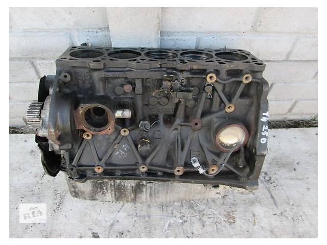 продам Б/у блок двигателя для легкового авто Fiat Ducato 2.4 D бу в Ужгороде