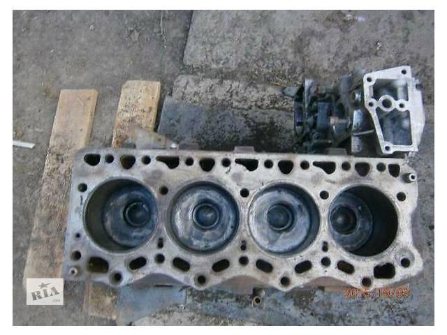 продам Б/у блок двигателя для легкового авто Fiat Ducato 2.8 D бу в Ужгороде
