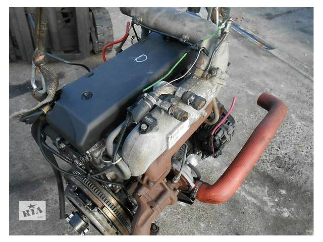 купить бу Б/у блок двигателя для легкового авто Fiat Ducato 2.8 TDI в Ужгороде