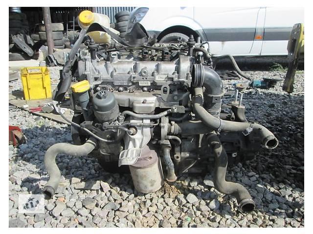 бу Б/у блок двигателя для легкового авто Fiat Florino 1.3 в Ужгороде
