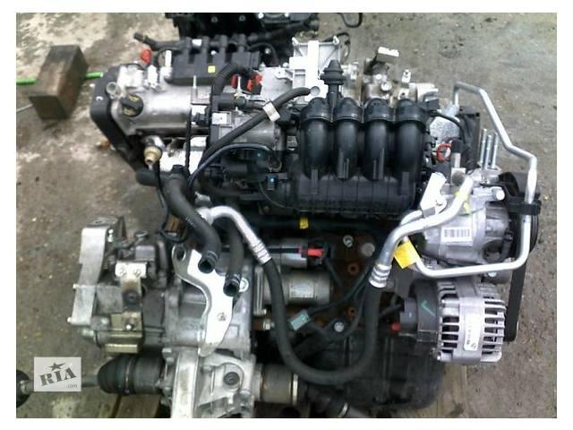 купить бу Б/у блок двигателя для легкового авто Fiat Punto 1.2 в Ужгороде