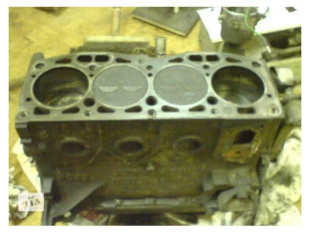 продам Б/у блок двигателя для легкового авто Fiat Regata 1.6 бу в Ужгороде