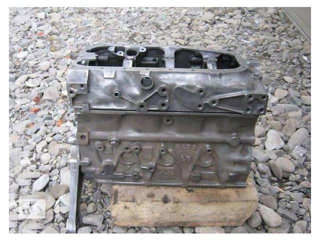 продам Б/у блок двигателя для легкового авто Fiat Ritmo 1.5 бу в Ужгороде