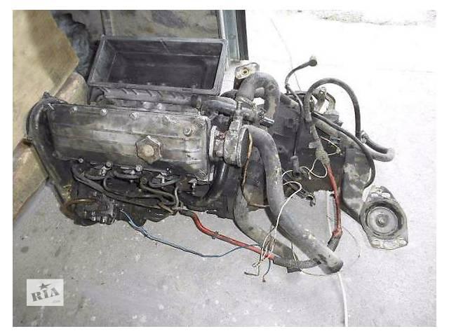 бу Б/у блок двигателя для легкового авто Fiat Ritmo 1,7 D в Ужгороде