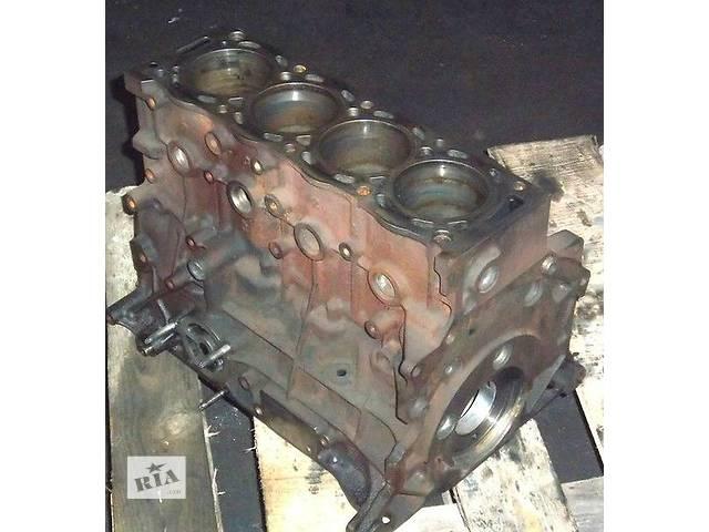 бу Б/у блок двигателя для легкового авто Fiat Scudo 2.0 D в Ужгороде
