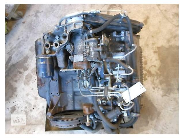 бу Б/у блок двигателя для легкового авто Fiat Tipo 1.7 D в Ужгороде