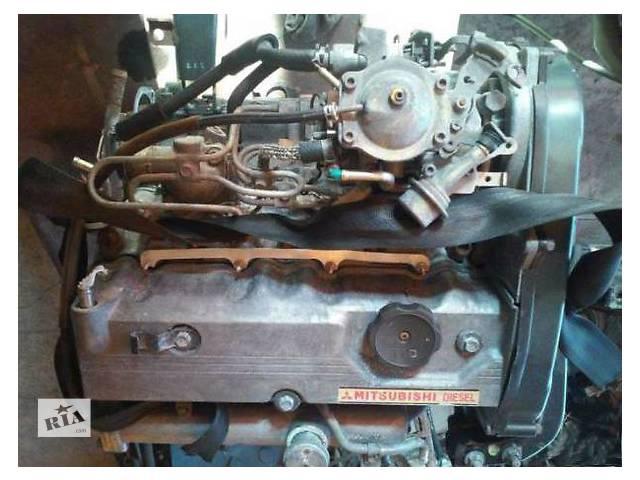 продам Б/у блок двигателя для легкового авто Mitsubishi Galant 1.8 td бу в Ужгороде