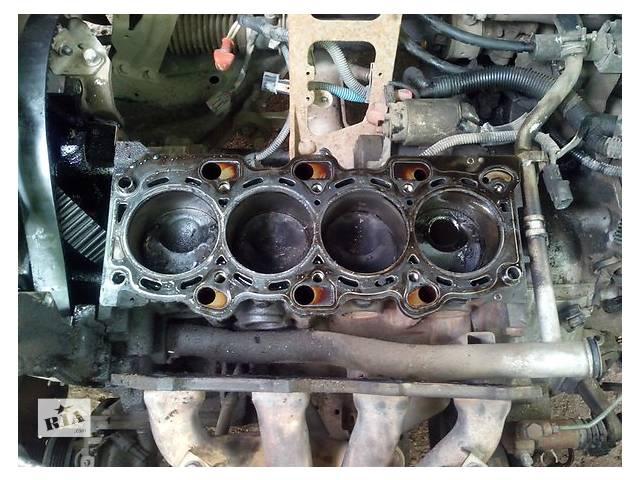 продам Б/у блок двигателя для легкового авто Mitsubishi Galant 1.8 бу в Ужгороде