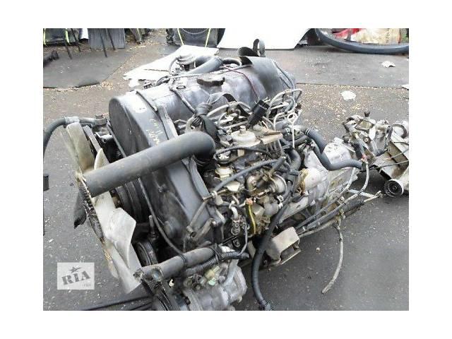бу Б/у блок двигателя для легкового авто Mitsubishi Pajero 2.5 td в Ужгороде