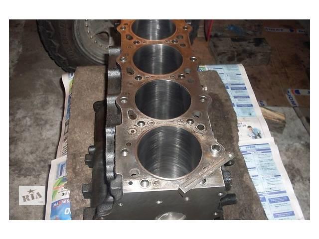 Б/у блок двигателя для легкового авто Mitsubishi Pajero 2.8 td- объявление о продаже  в Ужгороде