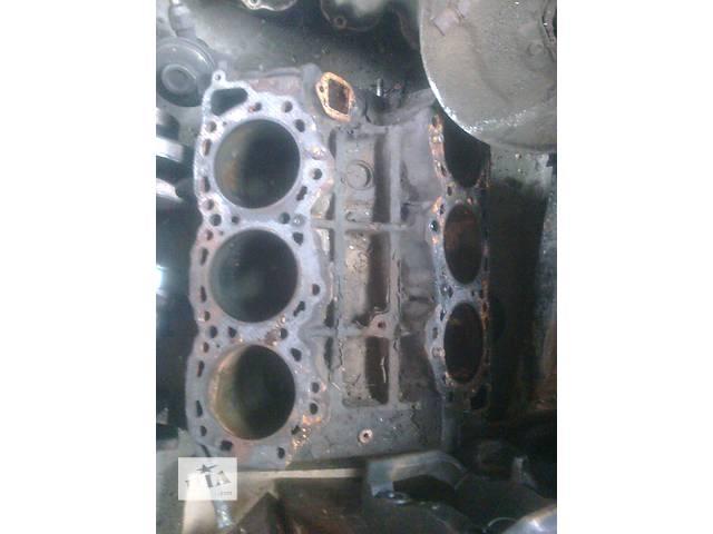 Б/у блок двигателя для легкового авто Nissan Terrano II- объявление о продаже  в Межгорье
