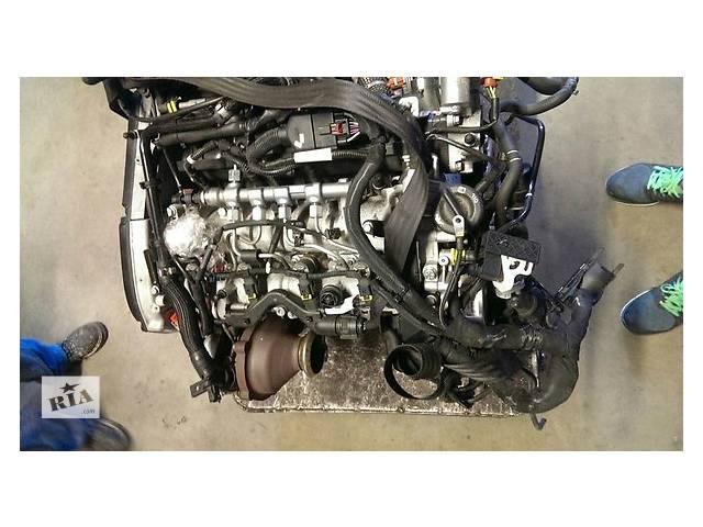 Б/у блок двигателя для легкового авто Opel Insignia 2.0 cdti- объявление о продаже  в Ужгороде