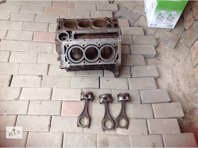 продам Б/у блок двигателя для легкового авто Opel Omega B 1998 бу в Львове