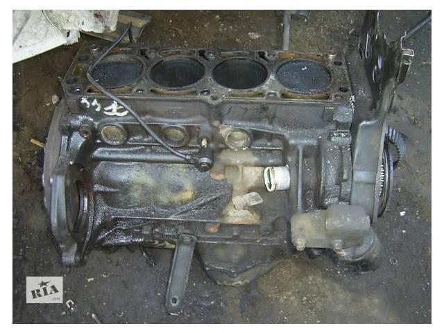 бу Б/у блок двигателя для легкового авто Opel Vectra A 1.8 в Ужгороде