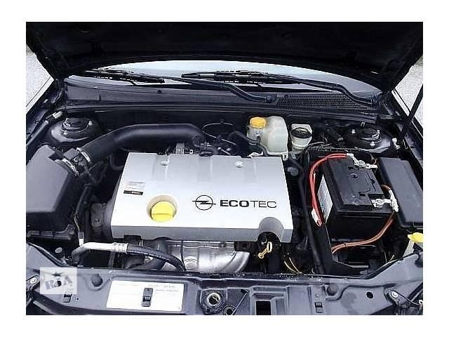 бу Б/у блок двигателя для легкового авто Opel Vectra A 2.0 в Ужгороде