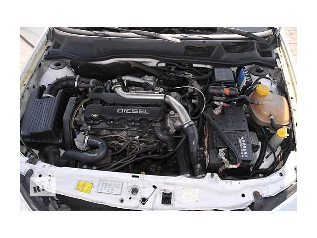 Б/у блок двигателя для легкового авто Opel Vectra B 1.7 td- объявление о продаже  в Ужгороде