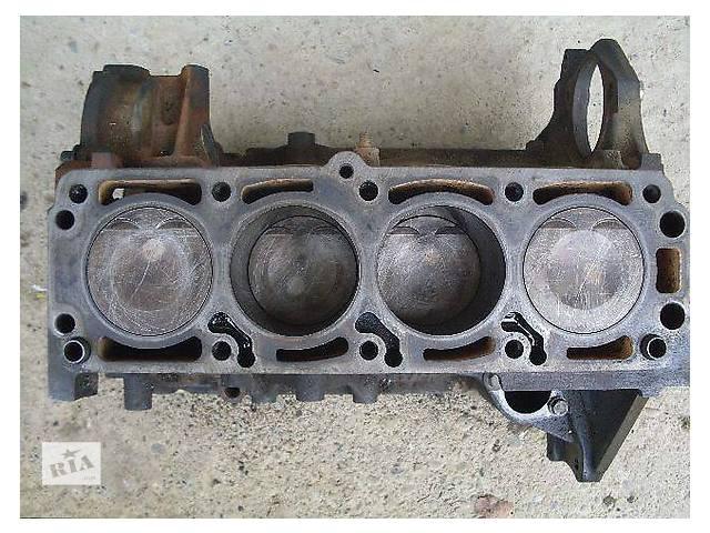 Б/у блок двигателя для легкового авто Opel Vectra B 1.8- объявление о продаже  в Ужгороде