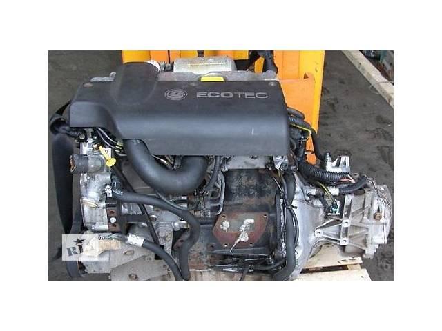 бу Б/у блок двигателя для легкового авто Opel Vectra B 2.0 в Ужгороде
