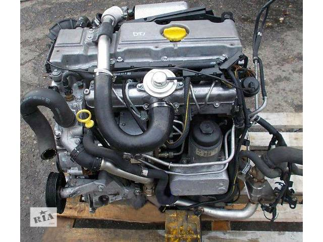 бу Б/у блок двигателя для легкового авто Opel Vectra B 2.2 dti в Ужгороде