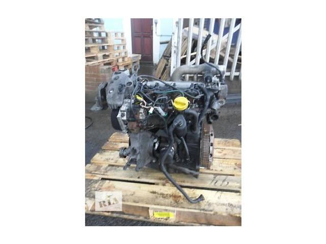 Б/у блок двигателя для легкового авто Opel Vivaro 1.9 dci- объявление о продаже  в Ужгороде