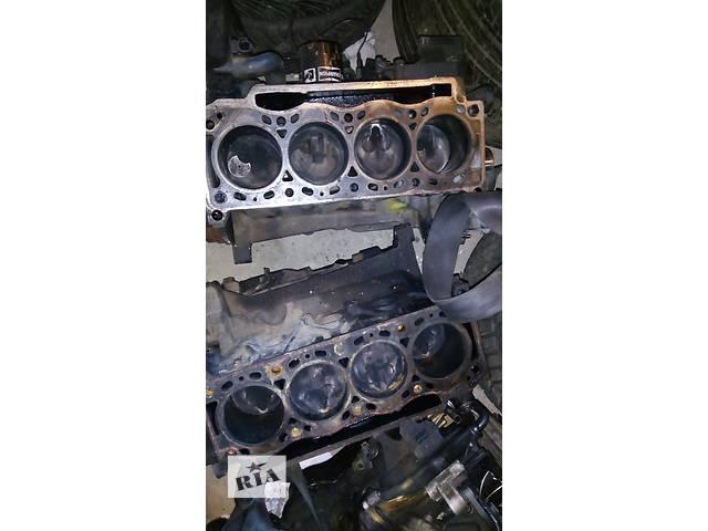 бу Б/у блок двигателя для легкового авто Renault Kangoo1,9д в Луцке