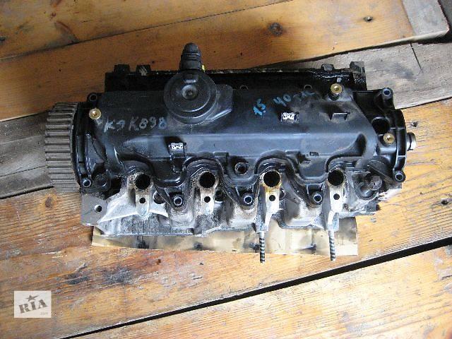 Б/у блок двигателя для легкового авто Renault Megane- объявление о продаже  в Львове