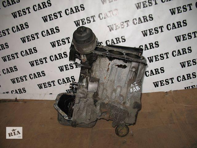 продам Б/у блок двигателя для легкового авто Skoda Fabia 2004 бу в Луцке