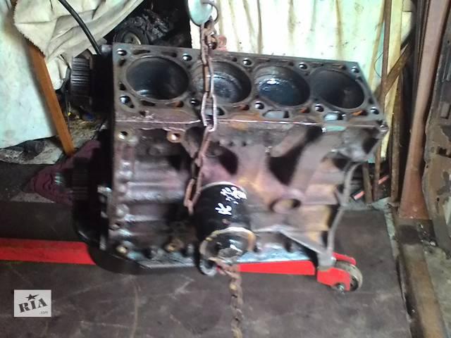 бу Б/у блок двигателя + колинвал + поршня для легкового авто Volkswagen Caddy1,4 инжектор в Белой Церкви (Киевской обл.)