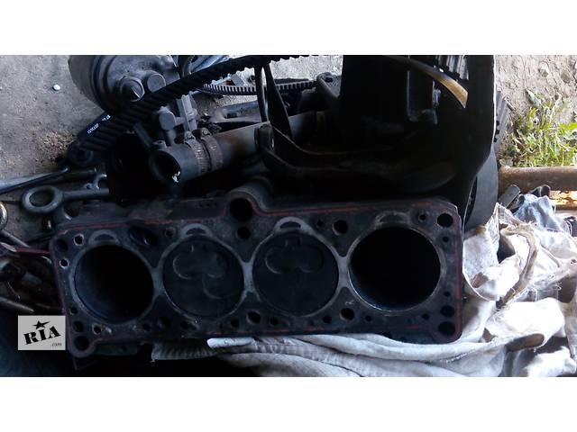 купить бу Б/у блок двигателя для легкового авто Volkswagen Golf II1,6д в Луцке