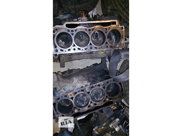 Б/у блок двигателя для легкового авто Volkswagen Jetta 1.6D-1.6TD- объявление о продаже  в Луцке