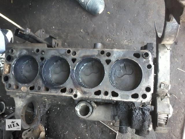 купить бу Б/у блок двигателя для легкового авто Volkswagen Jetta 1,6д в Луцке