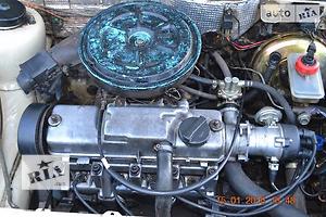 б/у Блок двигателя ВАЗ 2109